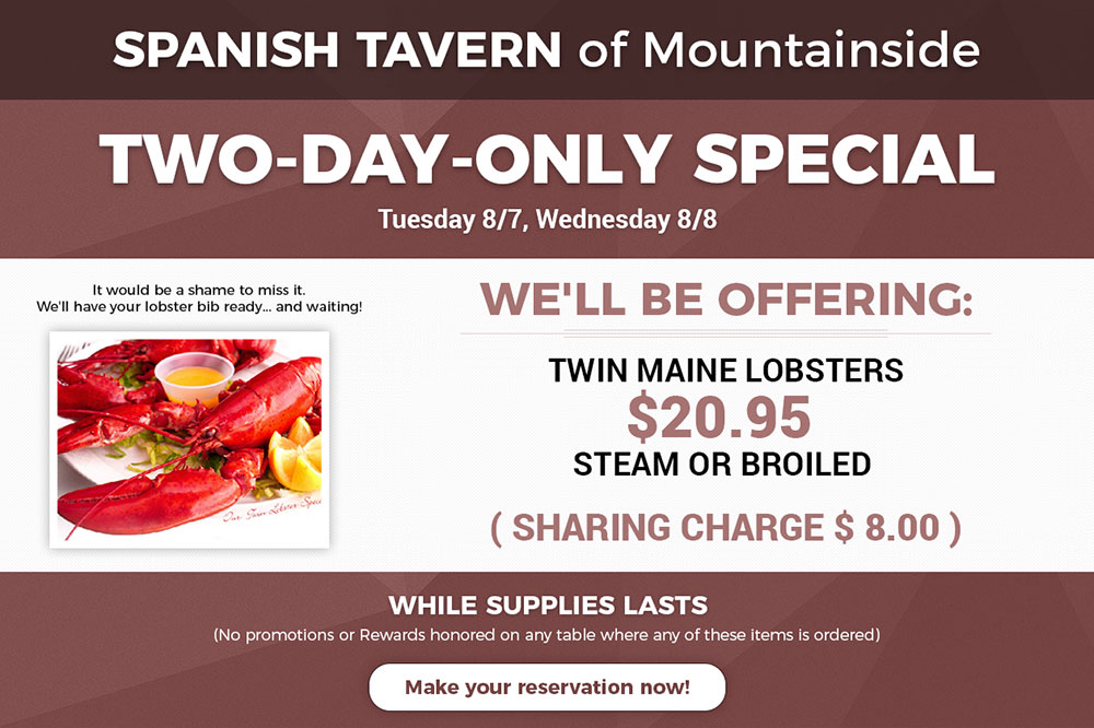 Spanish Tavern of Mountainside